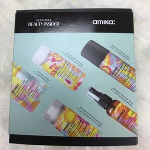 AMIKA Hair Set by Sephora!  New in box!